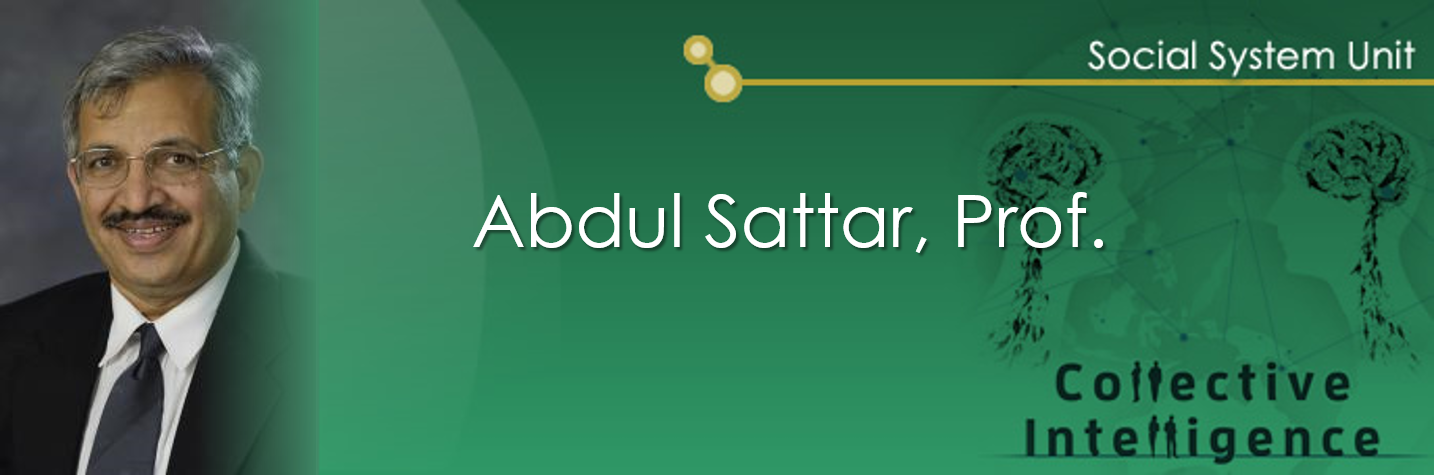 Prof Sattar バナー banner