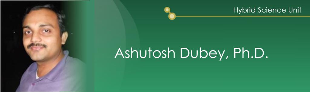 バナーAshutosh Dubey
