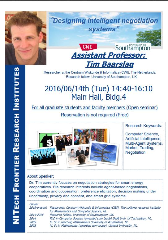 20160614 seminar Tim Baarslag